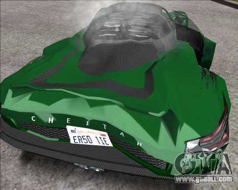 Insane car crashing mod for GTA San Andreas second screenshot