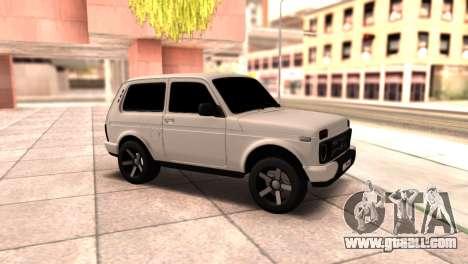 Vaz 2121 Urban Armenia for GTA San Andreas