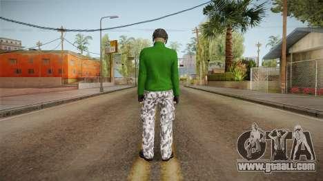 Spider-Man Homecoming - Hulk Thief for GTA San Andreas third screenshot