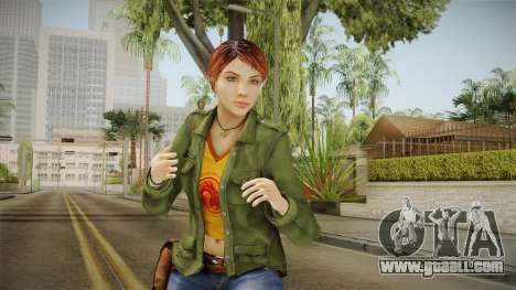 Dead Rising 2 - Stacey for GTA San Andreas