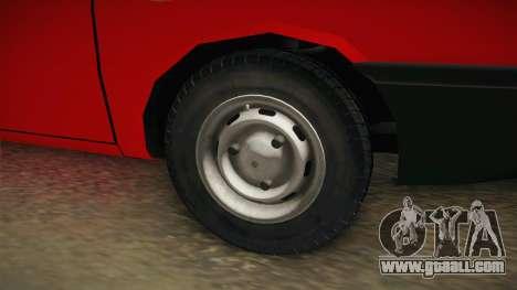 Dacia 1410 Berlina for GTA San Andreas back view