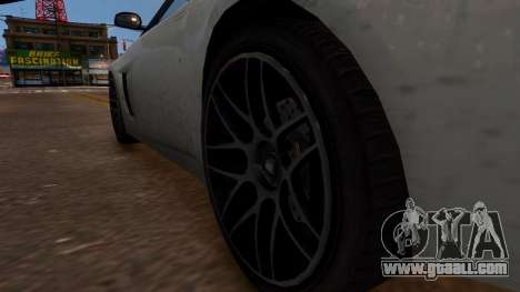 Ocelot Lynx for GTA 4 back view