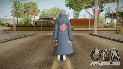 NUNS4 - Itachi Akatsuki for GTA San Andreas third screenshot