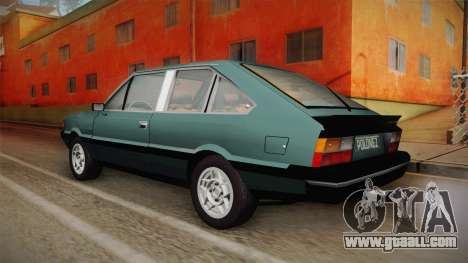 FSO Polonez Coupe 2.0X for GTA San Andreas left view