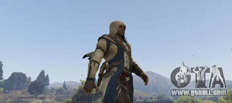 GTA 5 Connor Kenway Assassins Creed 3 third screenshot