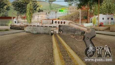 Survarium - SPAS-12 for GTA San Andreas second screenshot