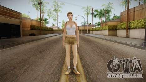 007 EON Shannon Camp for GTA San Andreas second screenshot