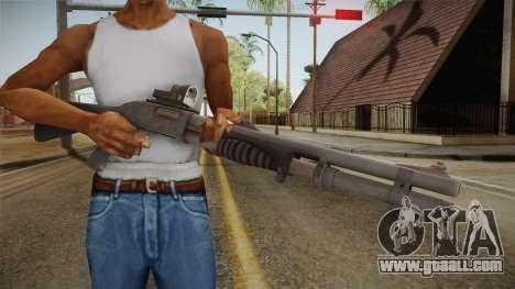 Battlefield 4 - 870 MCS for GTA San Andreas third screenshot