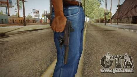 Battlefield 4 - Compact 45 for GTA San Andreas third screenshot