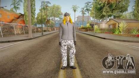Spider-Man Homecoming - Thor Thief for GTA San Andreas second screenshot