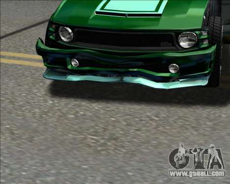 Insane car crashing mod for GTA San Andreas sixth screenshot
