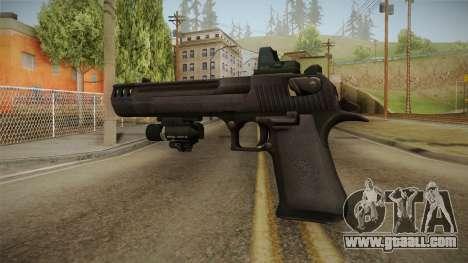 Battlefield 4 - Desert Eagle for GTA San Andreas second screenshot