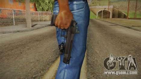 Battlefield 4 - Desert Eagle for GTA San Andreas third screenshot