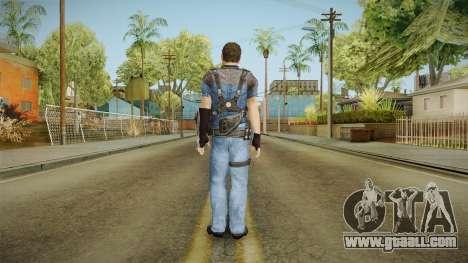 Just Cause 2 - Rico Rodriguez v2 for GTA San Andreas third screenshot