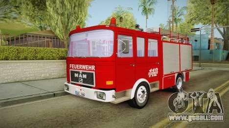 MAN F8 14.192 LHF for GTA San Andreas