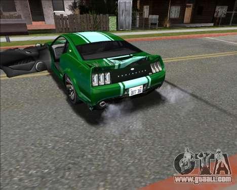 Insane car crashing mod for GTA San Andreas forth screenshot