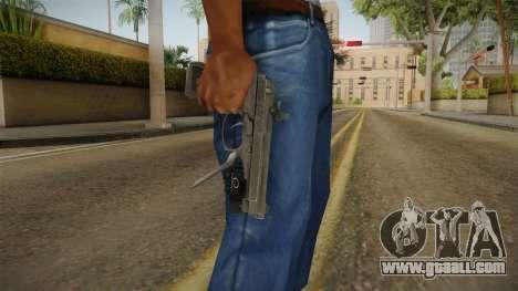 Battlefield 4 - M93R for GTA San Andreas third screenshot