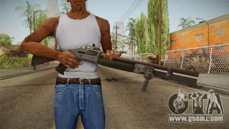 Battlefield 4 - M1014 for GTA San Andreas third screenshot