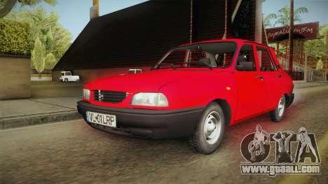 Dacia 1410 Berlina for GTA San Andreas