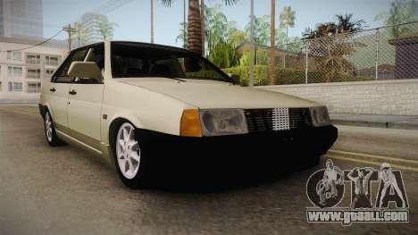 Fiat Regata 1.6 for GTA San Andreas