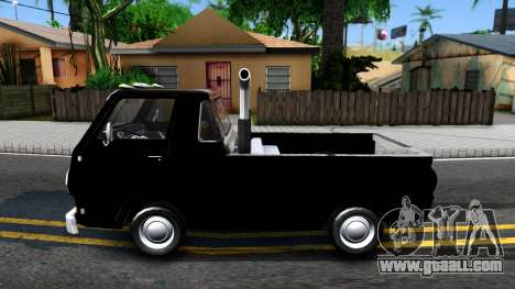 Dodge A100 Pickup for GTA San Andreas left view