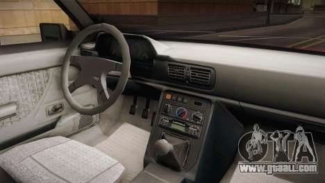 Daewoo-FSO Polonez Truck Plus 1.6 GLi for GTA San Andreas inner view