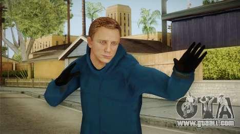 007 Legends Craig Winter for GTA San Andreas