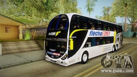 Starbus 2 Flecha Bus Egresados for GTA San Andreas