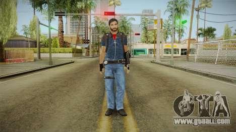 Just Cause 2 - Rico Rodriguez v2 for GTA San Andreas second screenshot