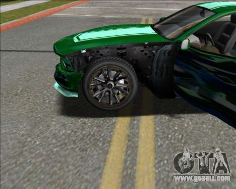 Insane car crashing mod for GTA San Andreas fifth screenshot