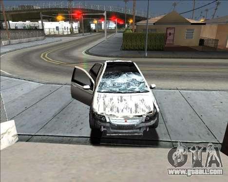 Insane car crashing mod for GTA San Andreas seventh screenshot
