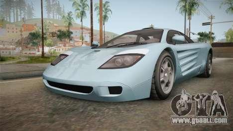 GTA 5 Progen GP1 IVF for GTA San Andreas