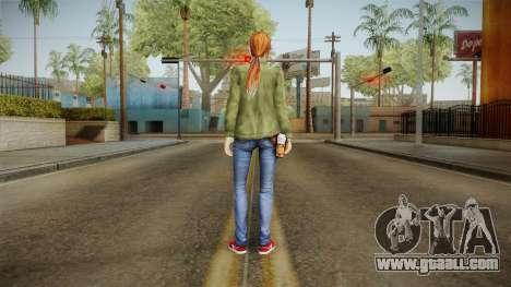 Dead Rising 2 - Stacey for GTA San Andreas third screenshot