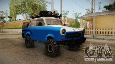 Trabant 601 4x4 Off Road for GTA San Andreas