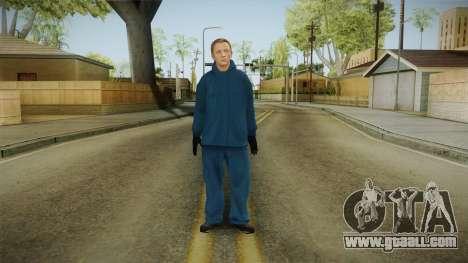 007 Legends Craig Winter for GTA San Andreas second screenshot