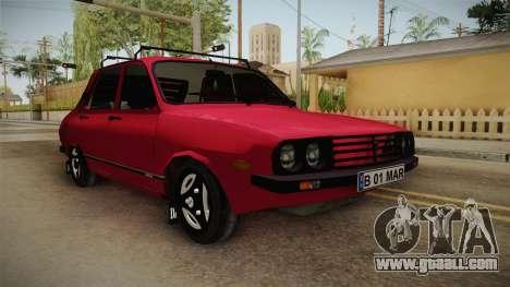 Dacia 1310 TX 1985 for GTA San Andreas right view