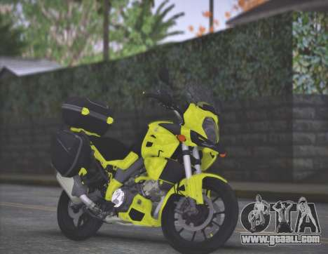SUZUKI V-STROM 1000 for GTA San Andreas