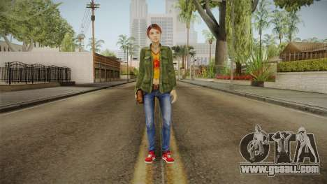 Dead Rising 2 - Stacey for GTA San Andreas second screenshot