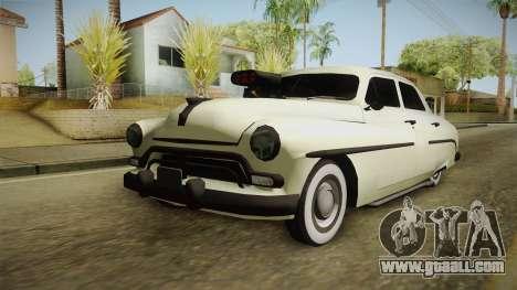 Mercury Monterey Sedan 1950 for GTA San Andreas