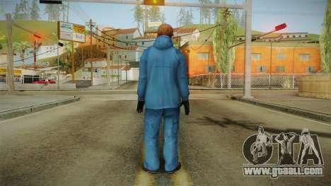 007 Legends Craig Winter for GTA San Andreas third screenshot