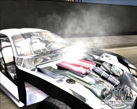 Insane car crashing mod for GTA San Andreas twelth screenshot