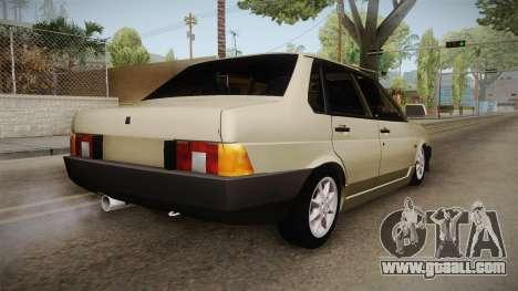 Fiat Regata 1.6 for GTA San Andreas left view
