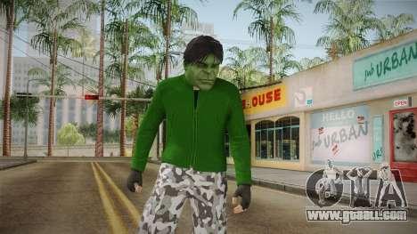 Spider-Man Homecoming - Hulk Thief for GTA San Andreas