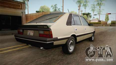 FSO Polonez 1500 for GTA San Andreas left view