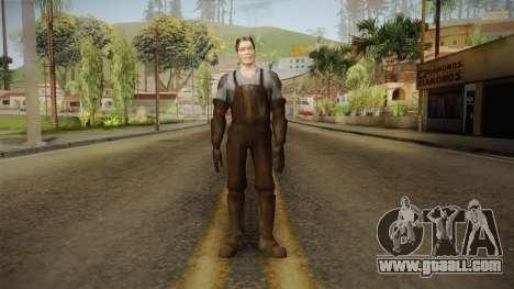 007 EON Jaws Futuristic for GTA San Andreas second screenshot