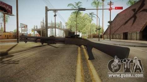 Battlefield 4 - 870 MCS for GTA San Andreas second screenshot