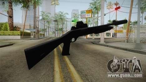 M3 Super 90 for GTA San Andreas second screenshot