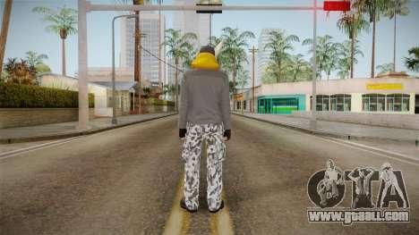 Spider-Man Homecoming - Thor Thief for GTA San Andreas third screenshot