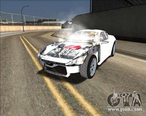 Insane car crashing mod for GTA San Andreas tenth screenshot