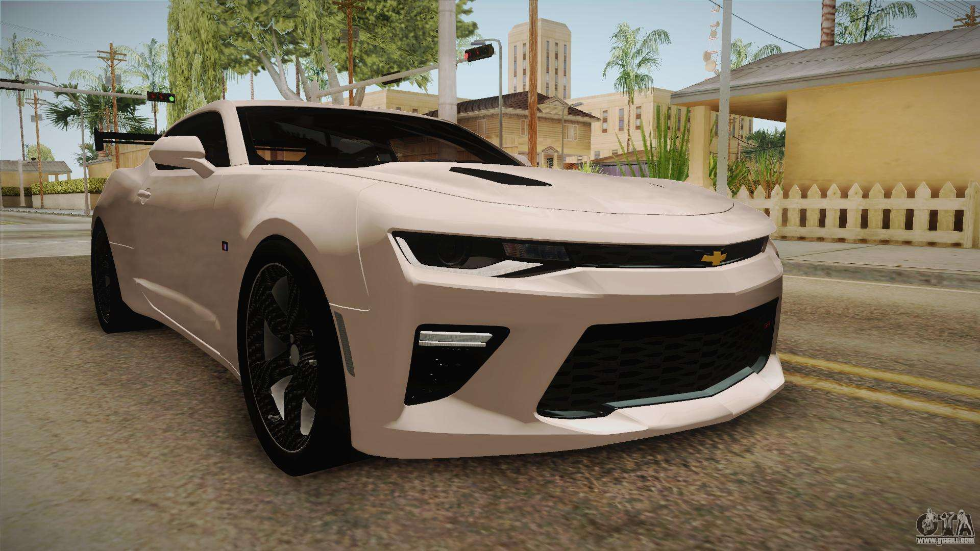 Chevrolet Camaro SS 2017 Tuning Carbon Race for GTA San ...
